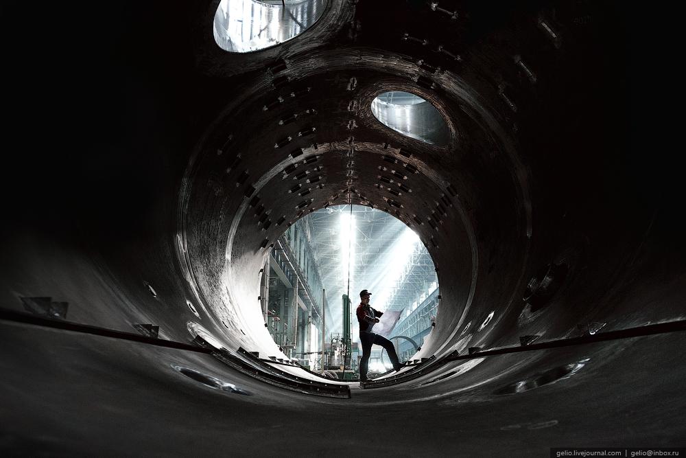 «Атоммаш» — производство ядерных реакторов для АЭС