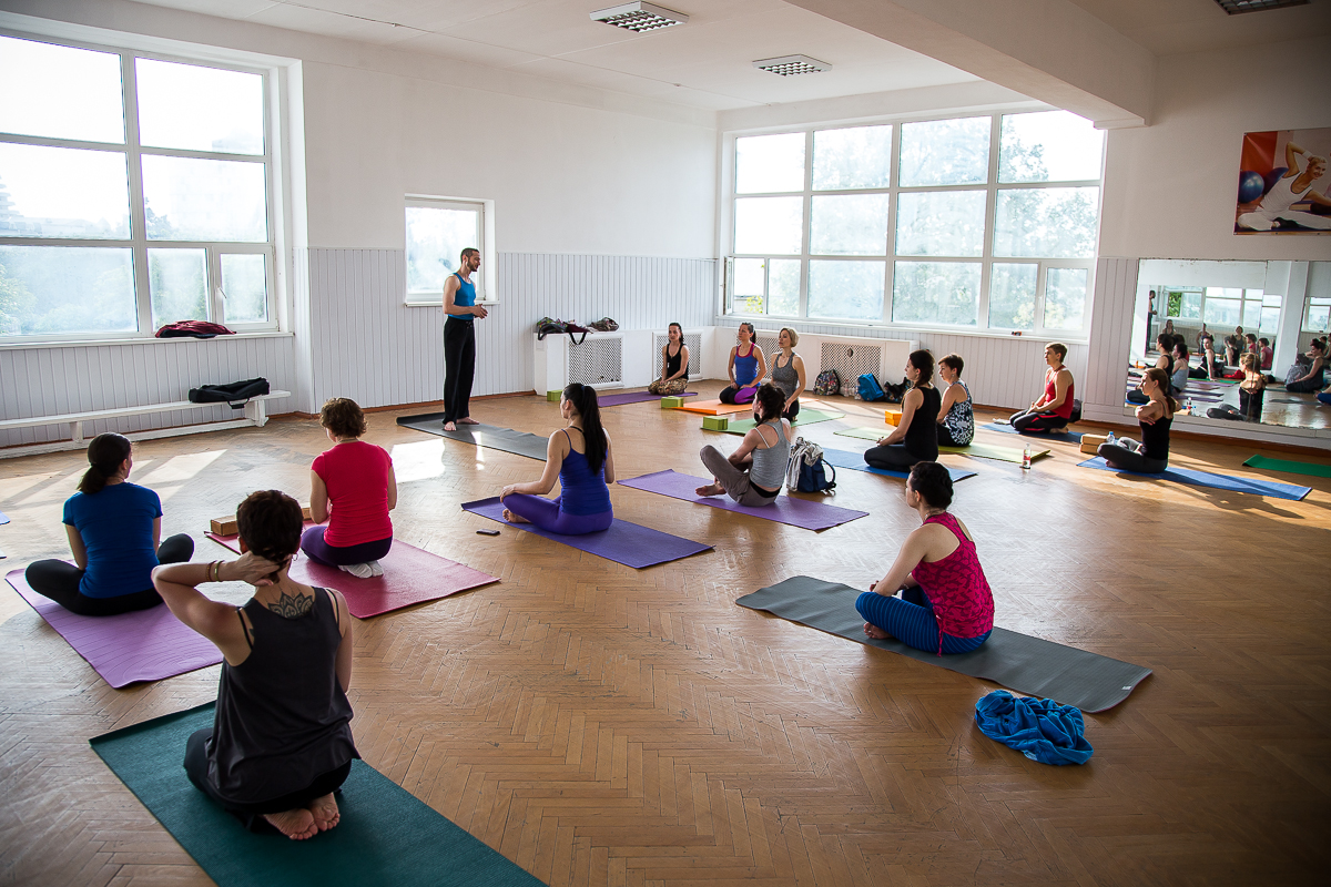 Анапа Сергей Кулыгин йога
