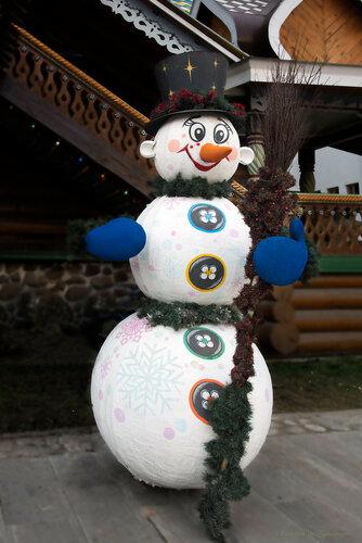 Второй зам Деда Мороза поздравляет Вас с Новым годом