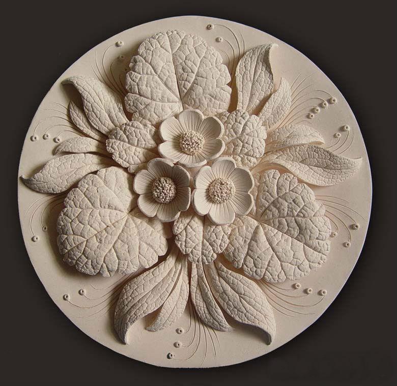 Цветочная керамика | Вячеслав Горяный