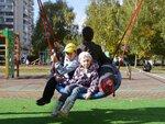 Северное Чертаново новая детская площадка