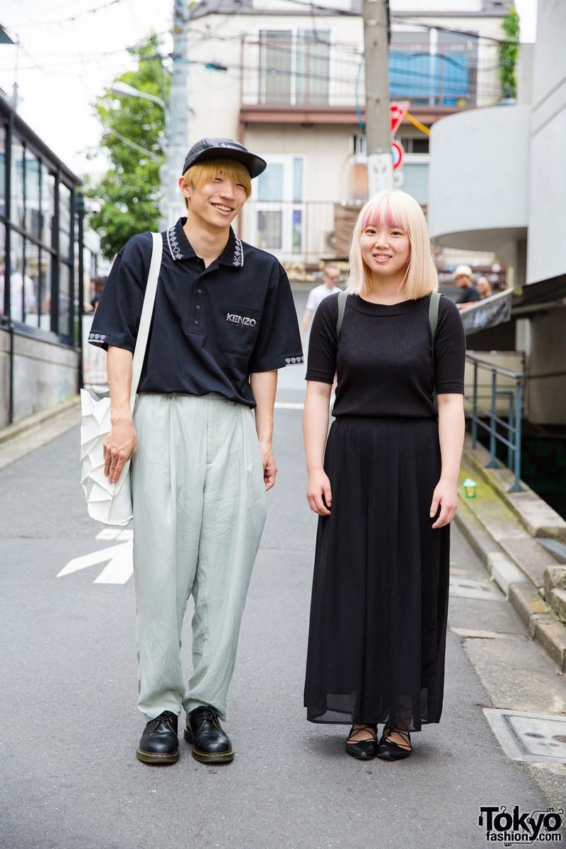 Тем временем на улицах Токио