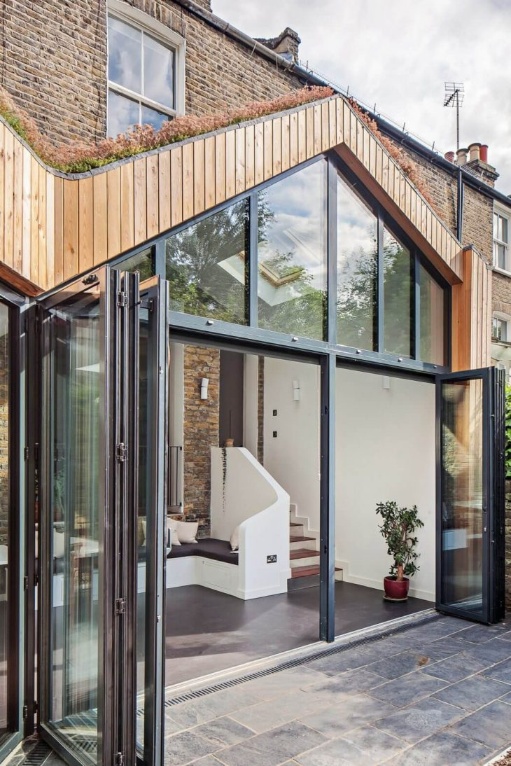 Clapton Residence by Scenario Architecture