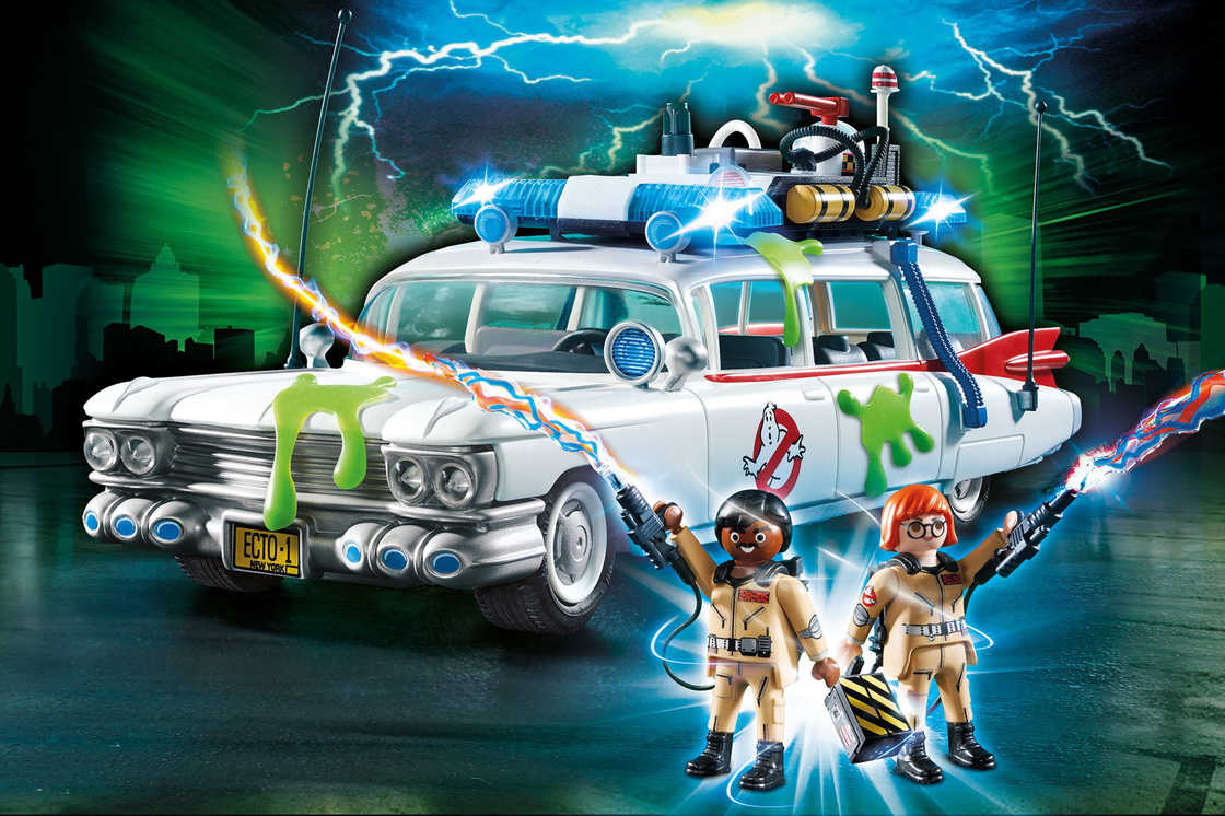Playmobil Ghostbusters - The ghost hunters are coming to Playmobil