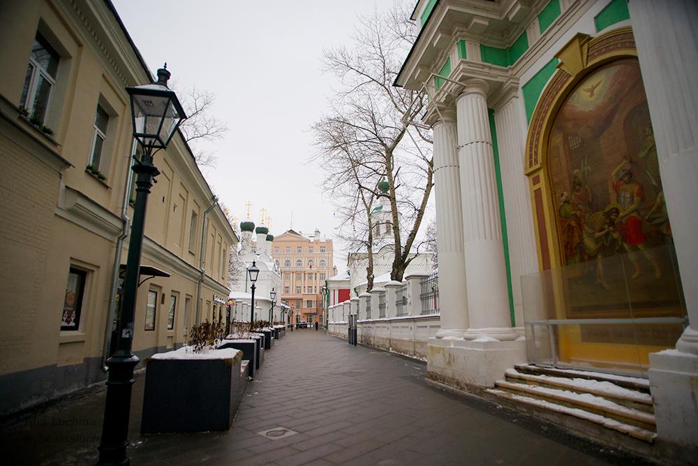 40 сороков купеческой Москвы