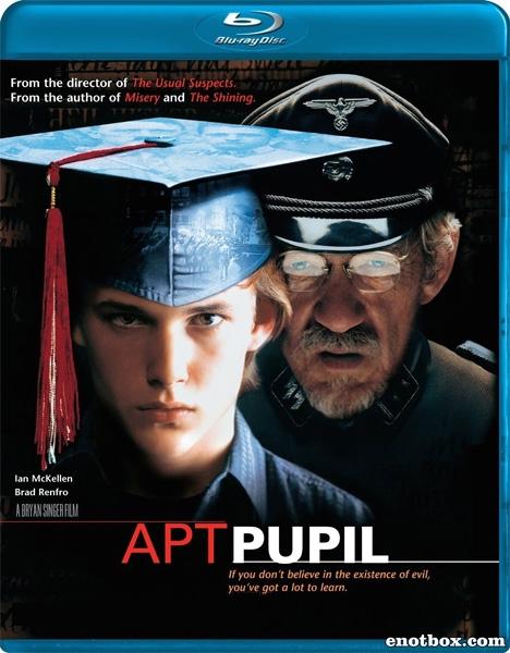 Способный ученик / Apt Pupil (1997/BD-Remux/BDRip/HDRip)