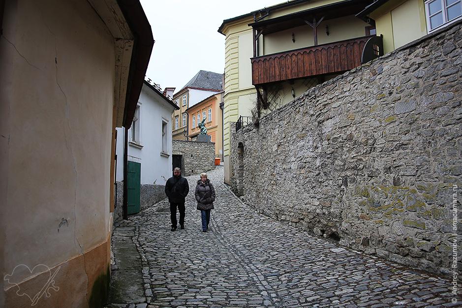 Кунта-Гора в Чехии