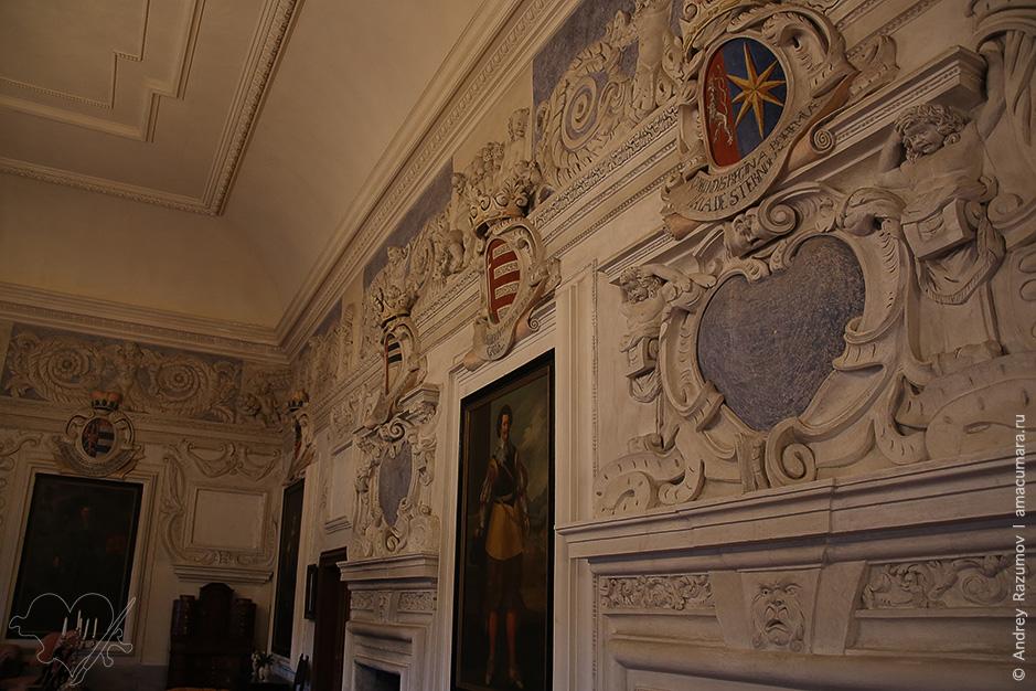 Замок Чески Штернберк