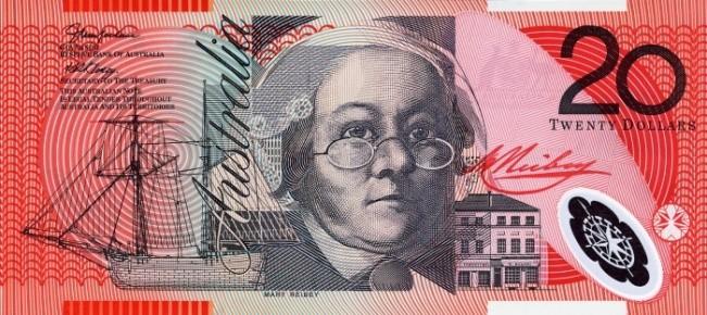 Австралия, 20 австралийских долларов