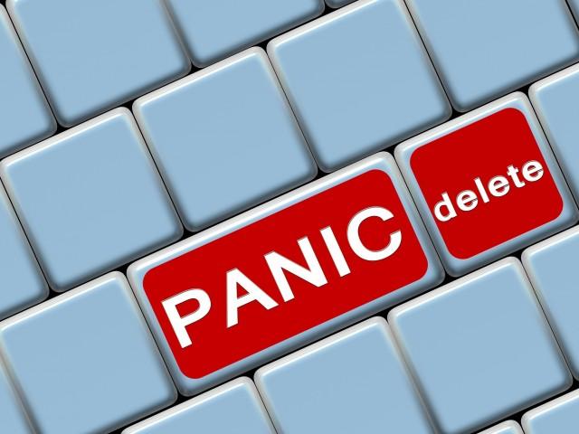Страхи начинающего блогера или клавиатура монстр