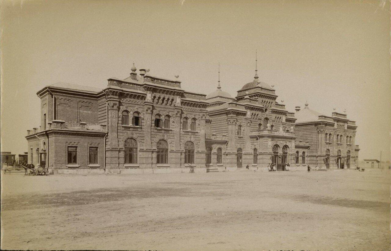 10. Вокзал