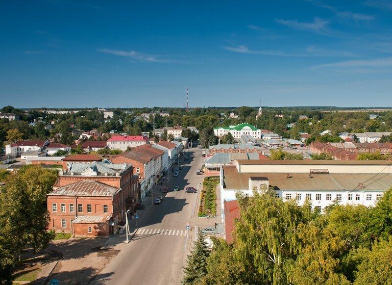 Кашин, Щеголев