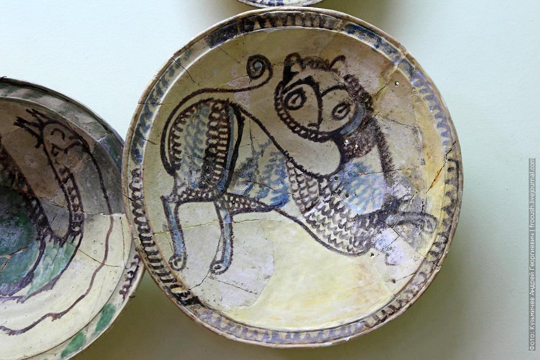 средневековая экспозиция Херсонес Таврический