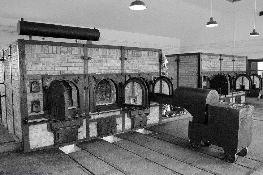 Бухенвальд фото печь