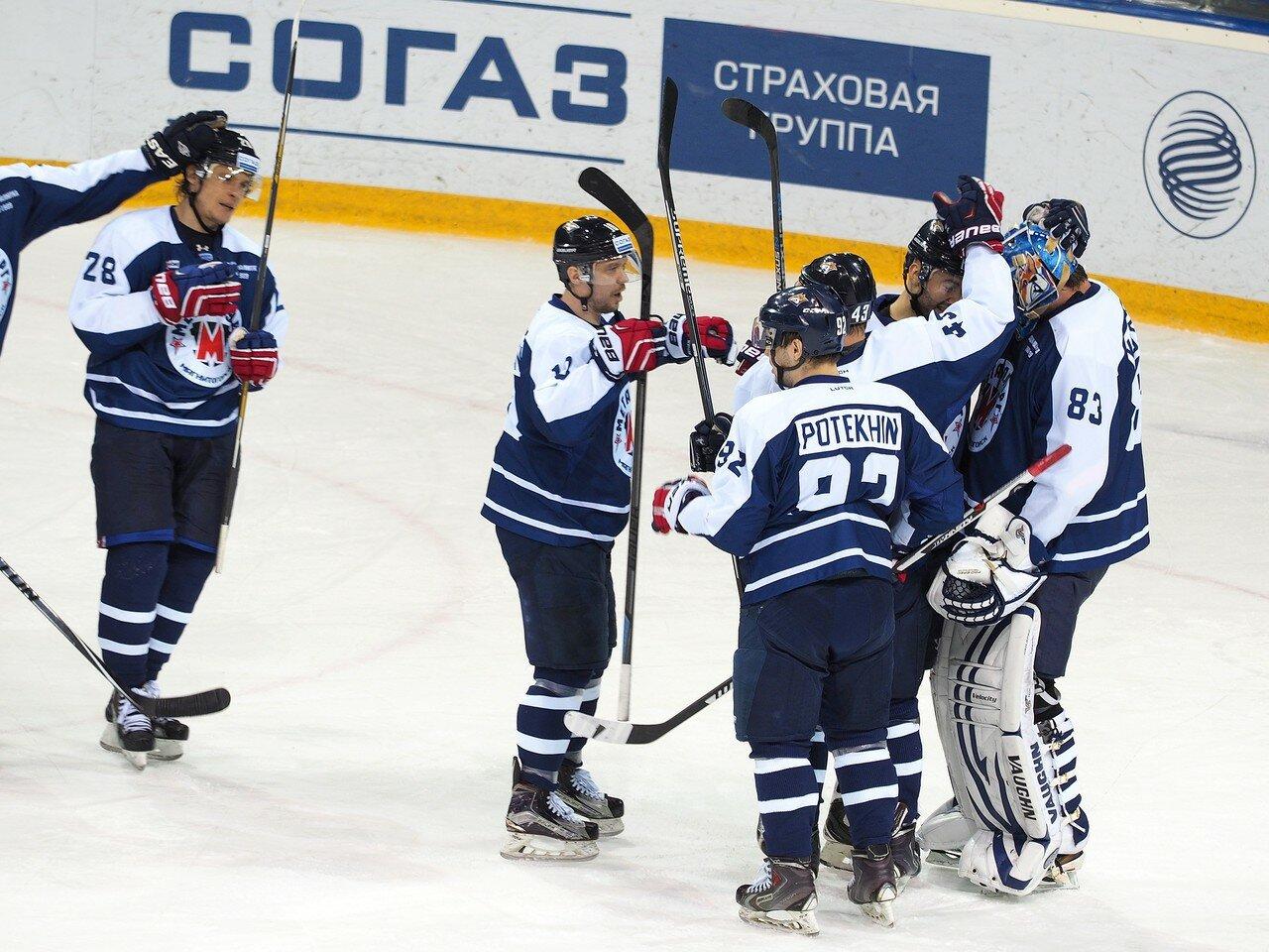 119Металлург - Динамо Москва 28.12.2015
