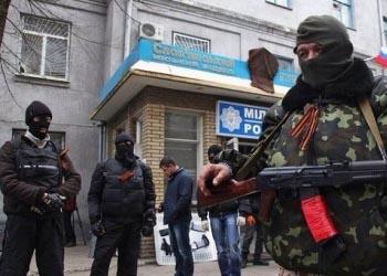 В Славянске начались переговоры по освобождению инспекторов ОБСЕ