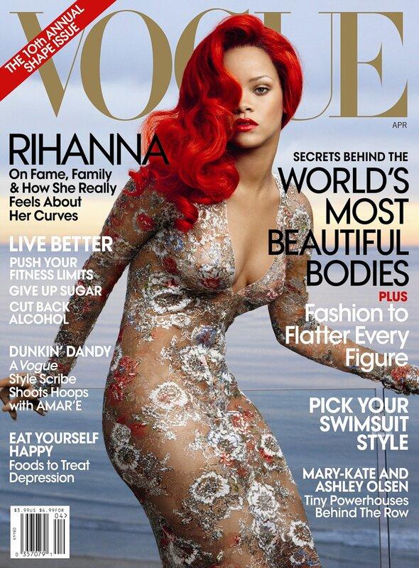 Рианна (Rihanna) 2011