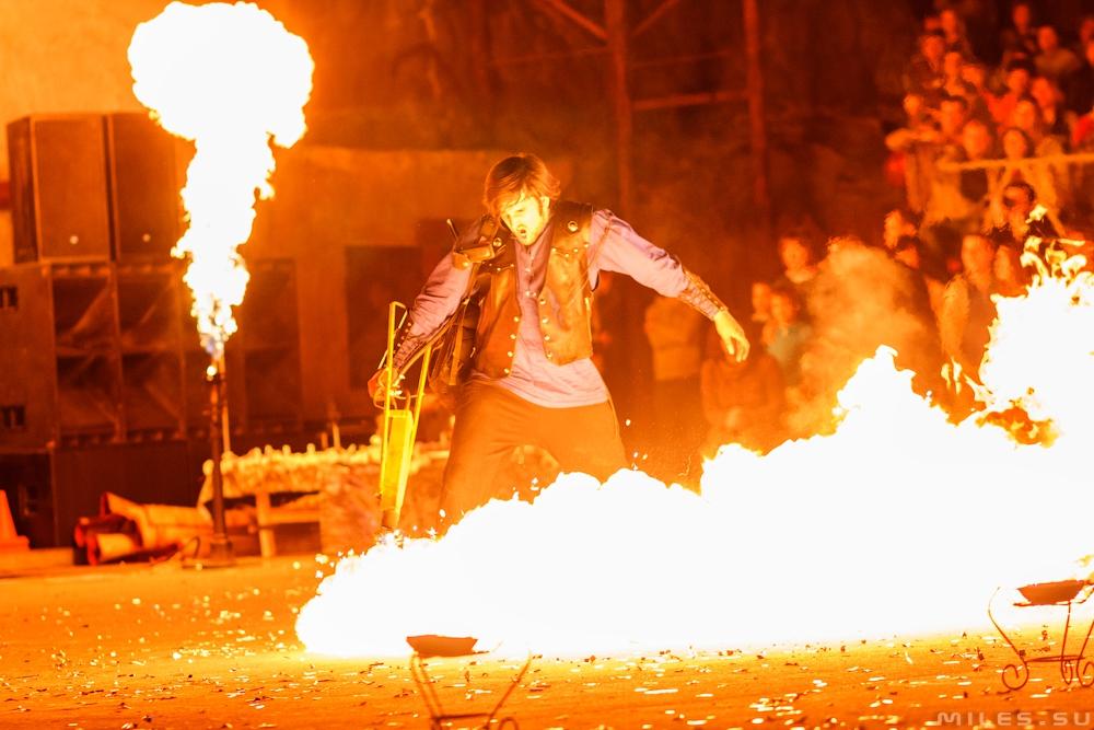 V Вселенский Карнавал Огня 2014