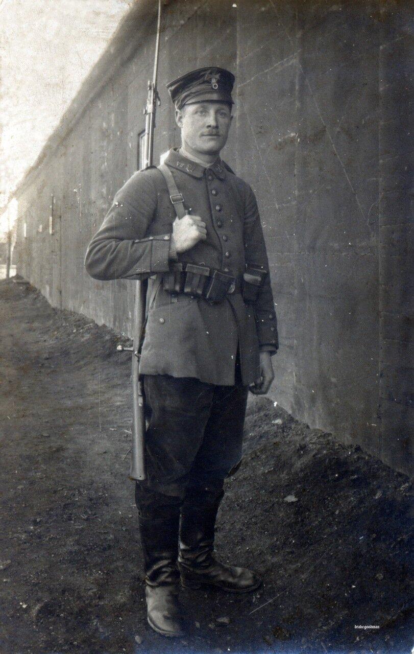 Landsturm Infanterie Bataillon 'Skalmierschütz' (VII 21)