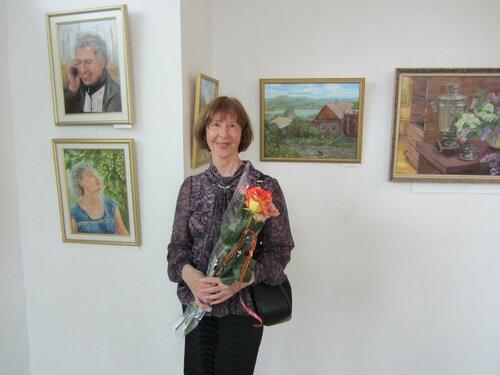 В Миассе открылась выставка, посвященная соседнему городу