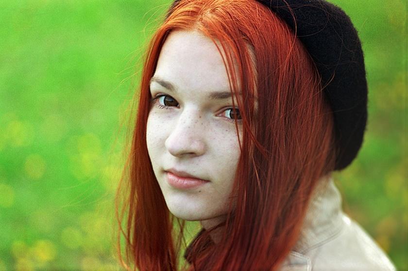 Романтические и озорные фотографии Александры Violet 0 142414 248a07d orig