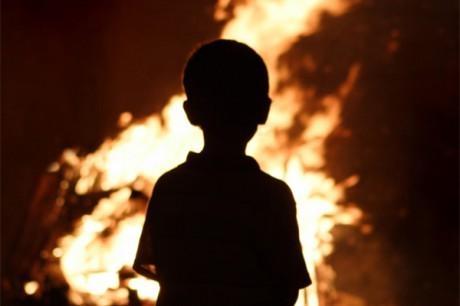 Двое детей погибли при пожаре вБогучанском районе