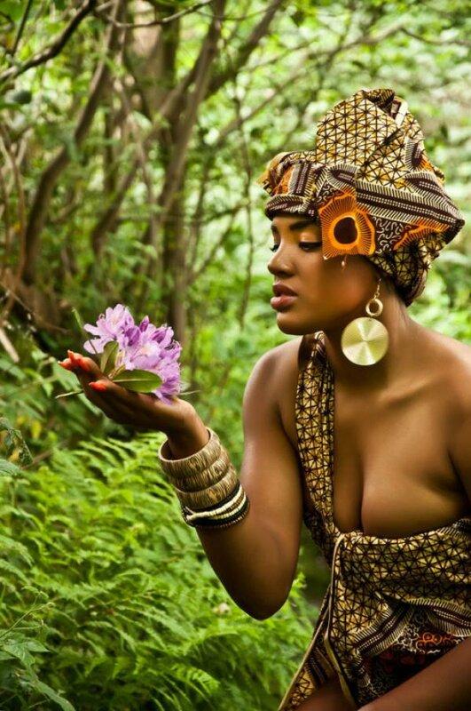Секс племени зулусов 14 фотография