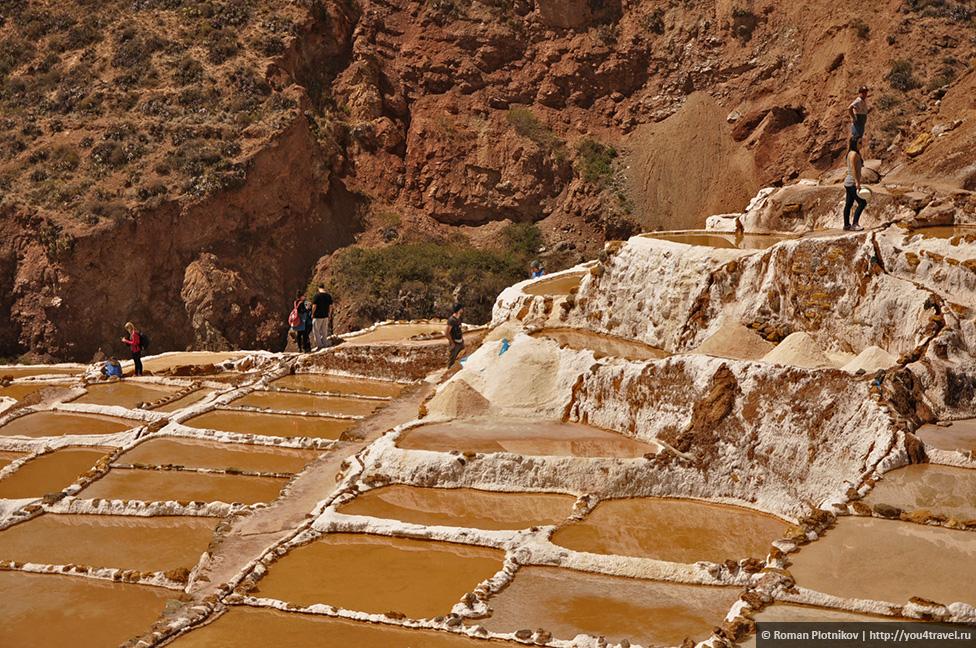 0 16a201 fecebba7 orig Морай и соляные копи Мараса недалеко от Куско в Перу