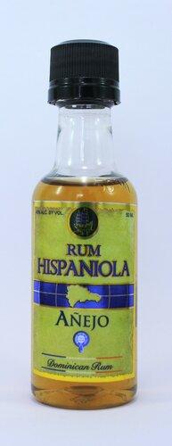 Ром Hispaniola Anejo dominican rum