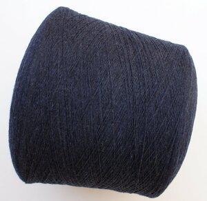 2699 Lambswool Тёмно синий джинс с меланжем.JPG