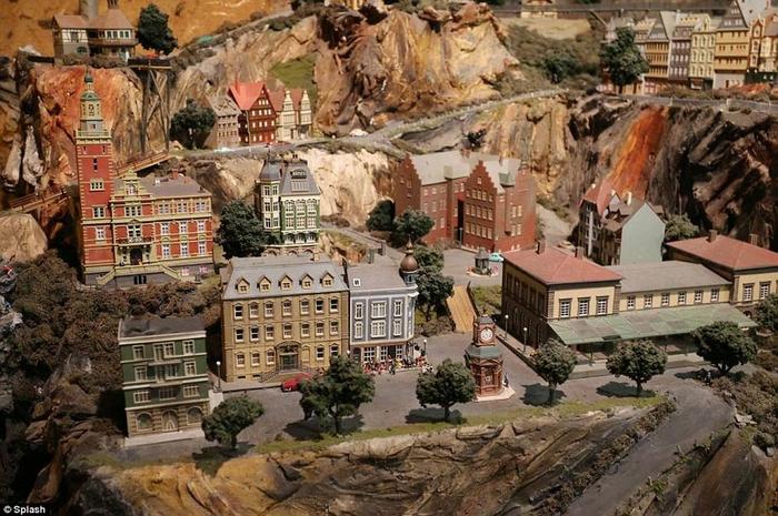 Самая большая в мире модель города