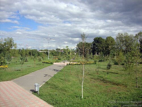 20110821 - Парк в МПС01