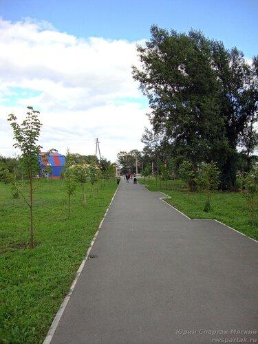 20110821 - Парк в МПС16