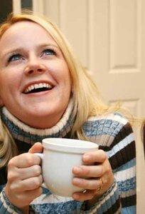 Кофе необходим женщинам