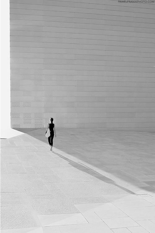 Странная, настораживающая красота минимализма от Павла Франика (Pawel Franik)