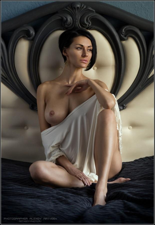 Фото ню от Андрея Матвеева