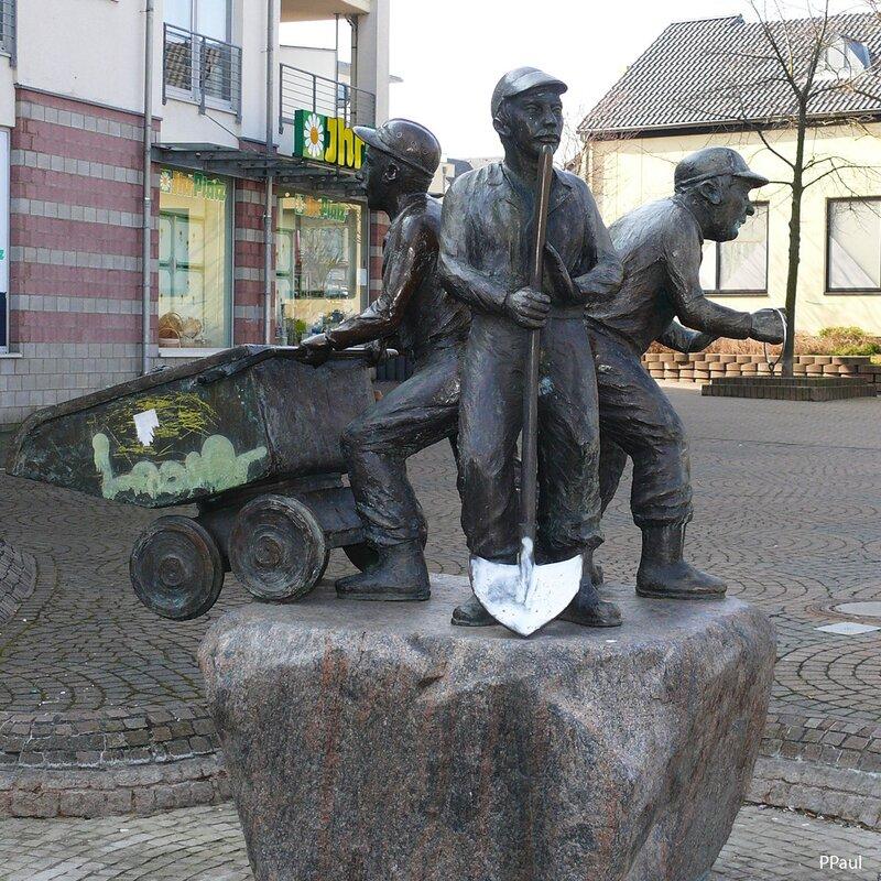 шахтеры из Мехерниха, Германия