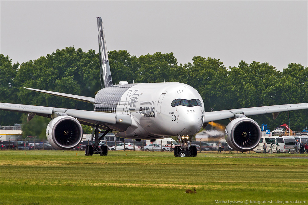 Airbus Le Bourget