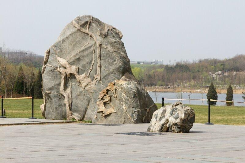 Камень, Олимпийский парк, Пекин