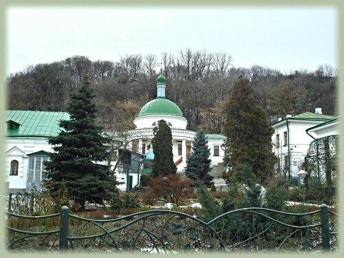 Флоровский монастырь на Подоле
