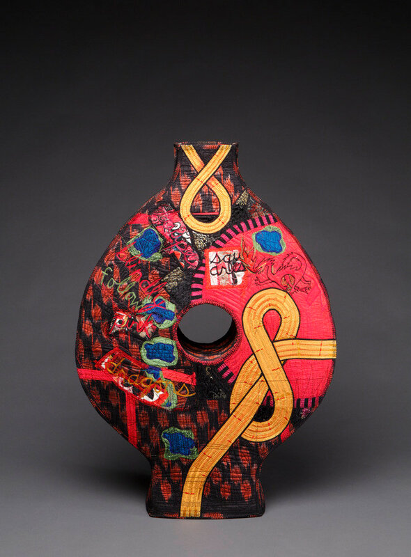 Арт текстиль Kay Khan