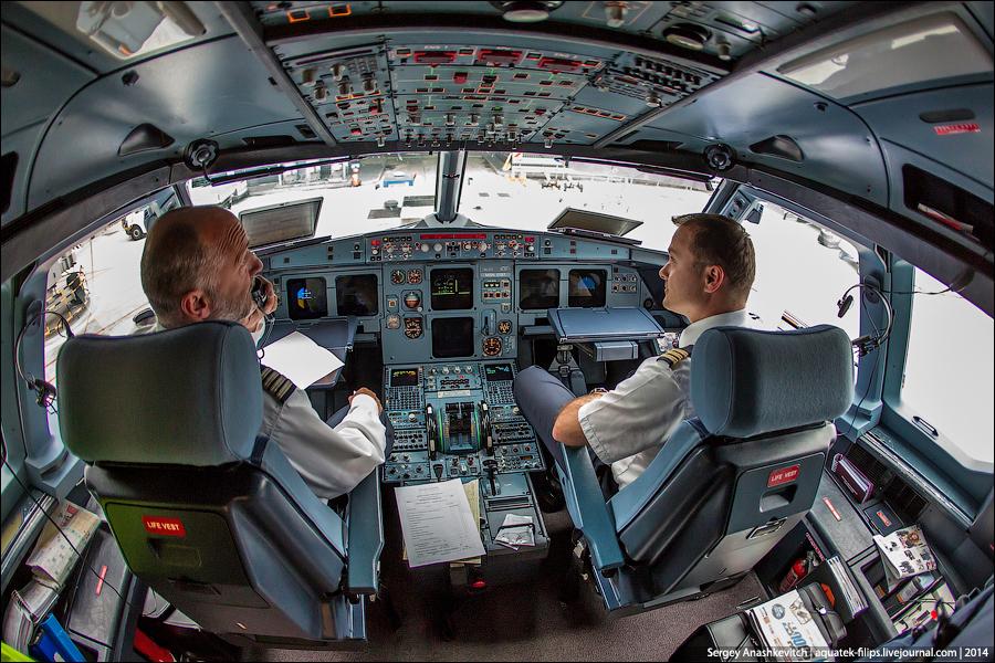 Неожиданные советы. Как справиться со страхом полета