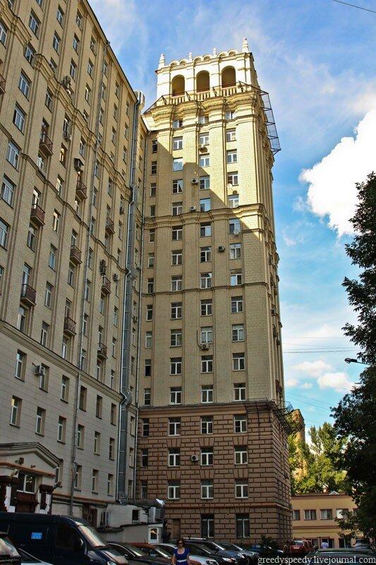 Москва. Проспект Мира, дом 120