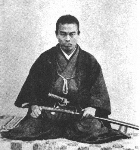 Самурай.
