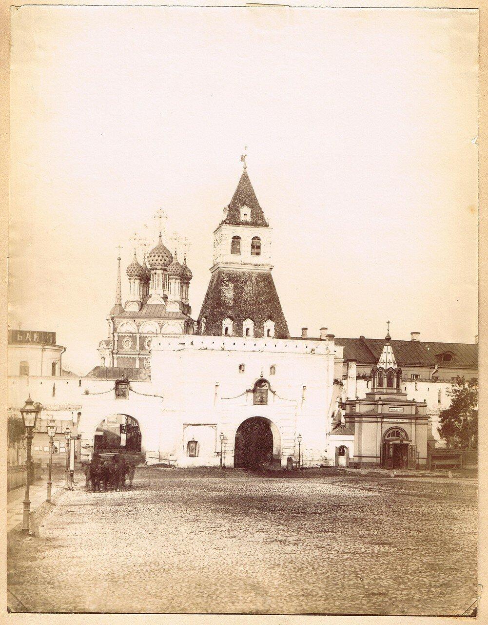 671. Ильинские ворота