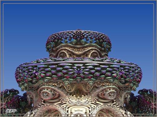 Ваши работы в программе Mandelbulb 3D