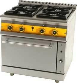 Профессиональная кухня дома: выбираем плиты и фритюрницы