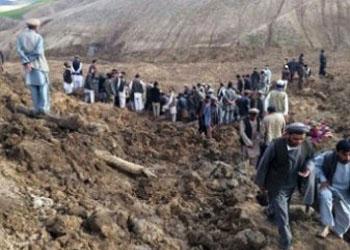 Оползни в Афганистане унесли жизни более двух тысяч человек