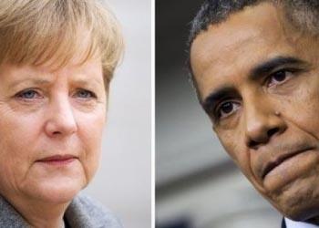 Обама и Меркель угрожают России новыми санкциями