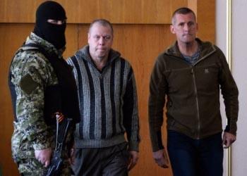 Наблюдатели ОБСЕ освобождены в Славянске